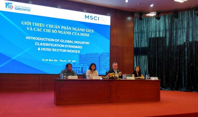 Phân ngành GICS kích thích khối ngoại đầu tư vào TTCK Việt Nam?