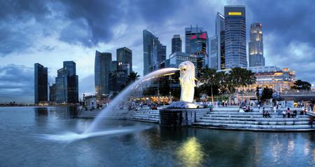 Một nửa dân số Singapore có tổng tài sản trên 1 triệu USD
