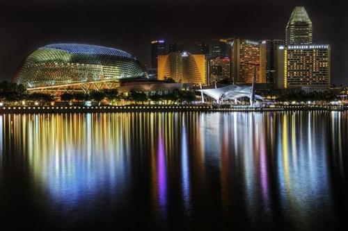 """12 lý do Singapore là """"thiên đường làm việc"""""""