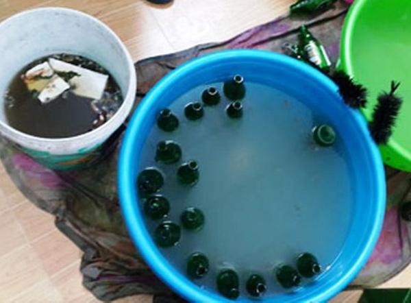 Bia giả pha độc tố: Cái chết trên bàn nhậu