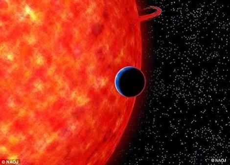 Phát hiện hành tinh trông rất giống Trái Đất