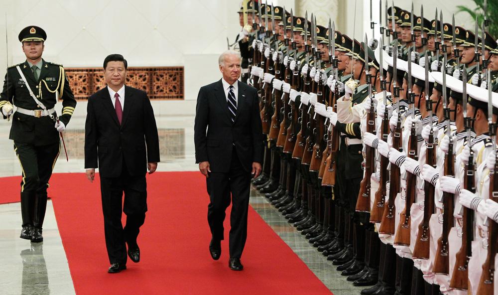 Mỹ sẽ trừng phạt công ty Trung Quốc trước khi ông Tập Cận Bình đến Mỹ