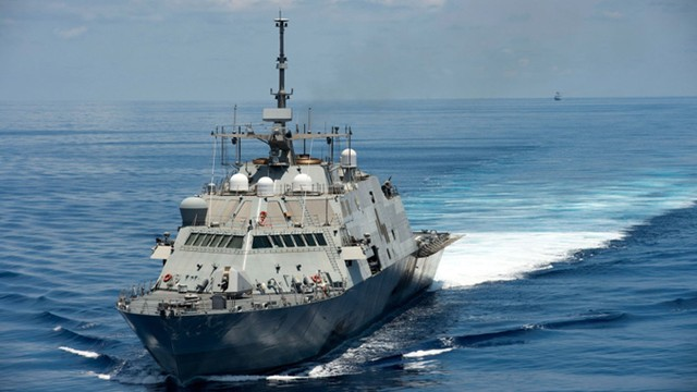 Mỹ thách thức Trung Quốc ở biển Đông