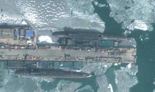 Trung Quốc triển khai loạt tàu ngầm hạt nhân ở Biển Đông