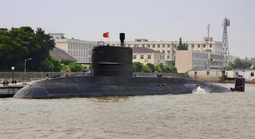 Vì sao Thái Lan đột ngột hoãn mua tàu ngầm Trung Quốc