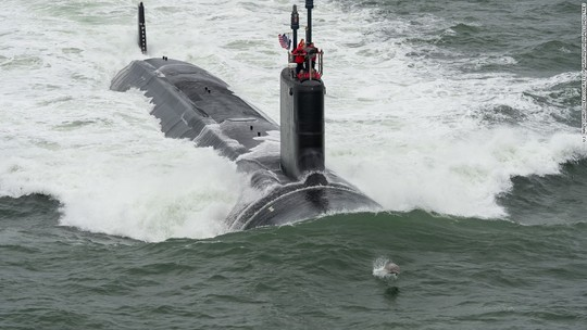 Chiến hạm nguy hiểm nhất của Hải quân Mỹ