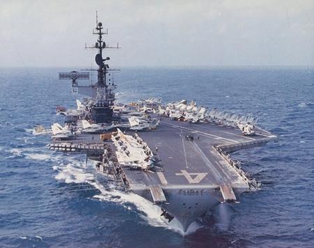 """5 tàu sân bay """"hủy diệt"""" nhất mọi thời đại"""