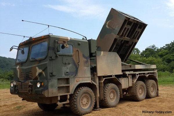 Hàn Quốc triển khai tên lửa đa nòng đối phó Triều Tiên