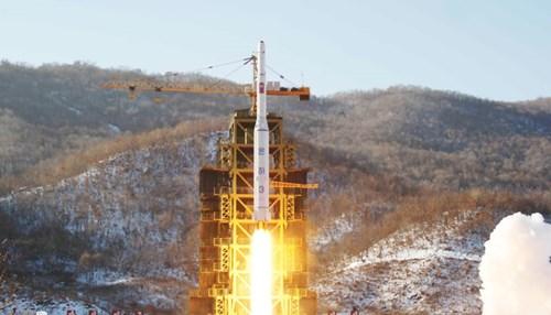Triều Tiên có thể sắp phóng tên lửa tầm xa