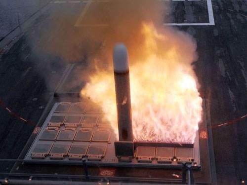 Mỹ chạy đua tên lửa với Trung Quốc