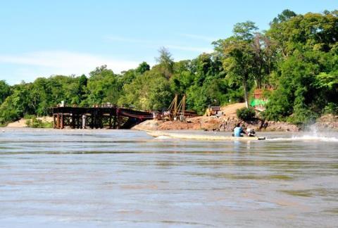Thái Lan muốn chuyển nước Mekong: Mối lo ngại Trung Quốc