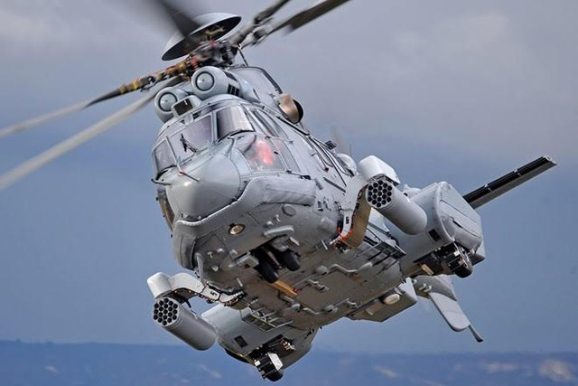 Thái Lan hiện đại hóa quân đội bằng trực thăng đa nhiệm