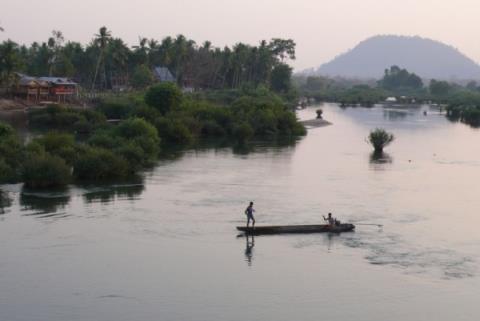 Thái Lan lên kế hoạch chuyển dòng nước sông Mê Kông