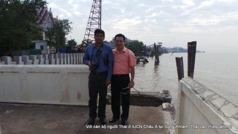 Thái Lan muốn chuyển nước Mekong: Đừng trích máu dòng sông