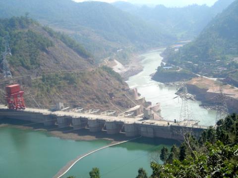 Thái Lan muốn chuyển nước Mekong: Mở đường cho Trung Quốc