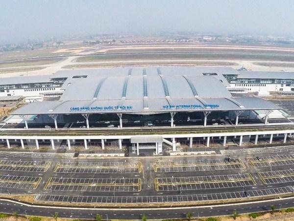 Thanh tra 2 dự án nhà ga hàng không T1 và T2 Nội Bài