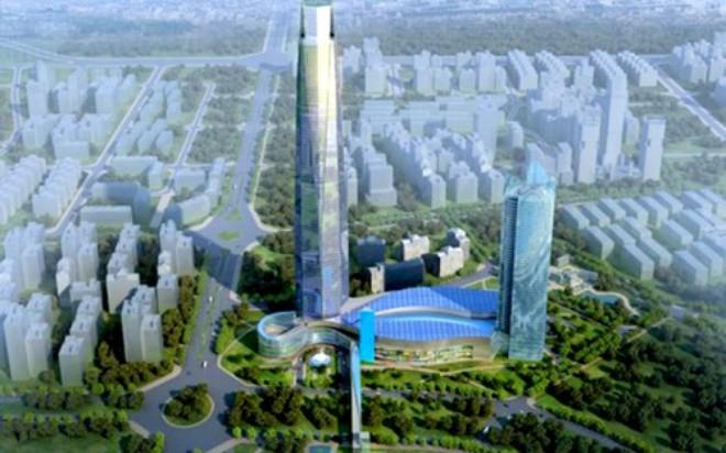 """Dự án Tháp dầu khí cao nhất Thủ đô: """"Ván bài mới"""" của đại gia BĐS bí ẩn?"""