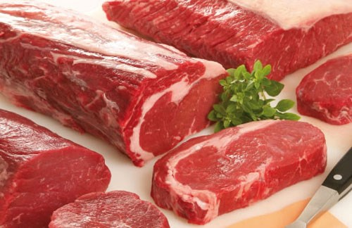 Miếng thịt bò ở Pháp