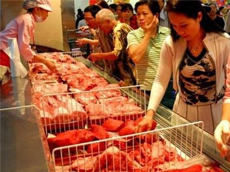 Thịt ngoại ồ ạt vào Việt Nam theo các FTA