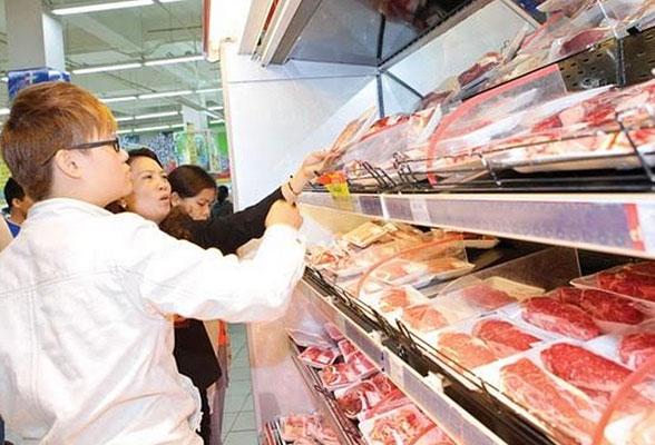 Nhập khẩu thịt từ EU vào Việt Nam tăng hơn 70 lần