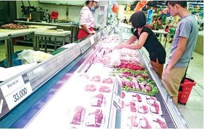 Thực phẩm: Thịt ngoại lấn thị trường nội