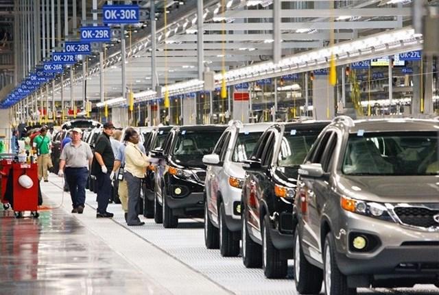 Thuế nhập khẩu 8 dòng ô tô dự kiến giảm vào năm 2016