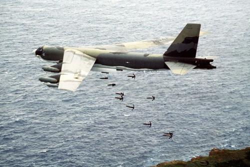 Mỹ phát triển thủy lôi bay cô lập hải quân đối phương