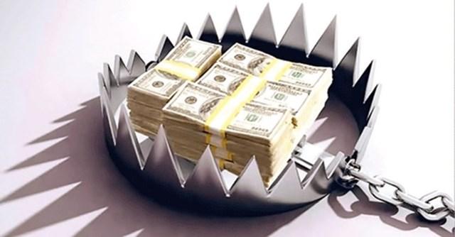 Bẫy nợ toàn cầu: 199.000 tỷ USD