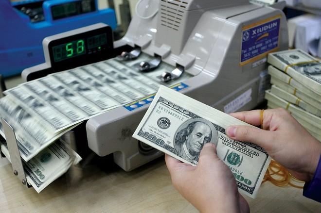 Tỷ giá USD/VND trước một đợt sóng ngắn?