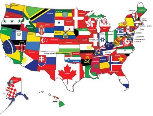 Quy mô kinh tế Việt Nam tương đương một bang của Mỹ