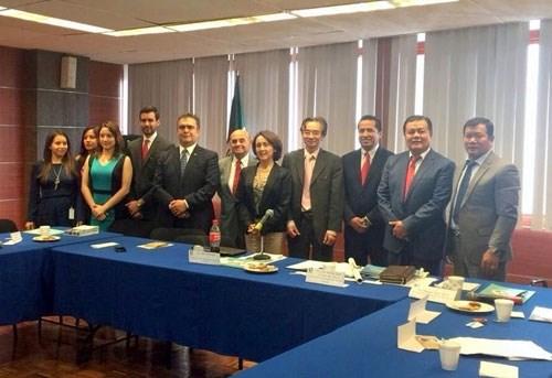 Doanh nghiệp Việt Nam đi trước đón đầu TPP tại Mexico