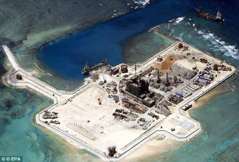 Tình hình Biển Đông: Tuyên bố rắn của Ấn-Mỹ-Nhật với Trung Quốc