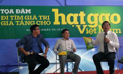 Gạo Việt tìm cơ hội 'đổi đời'