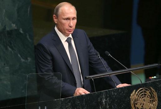 Tổng thống Nga Putin: Không nên đùa với lửa!