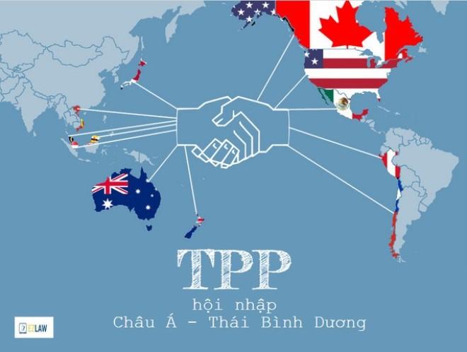 Việt Nam đang ở đâu trong TPP?