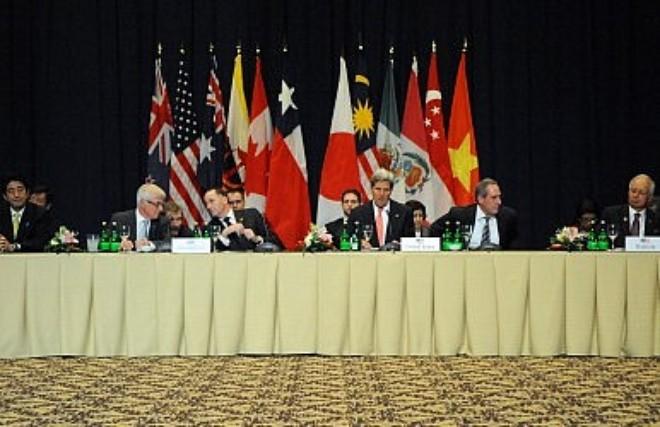 TPP từ cái nhìn của Mỹ