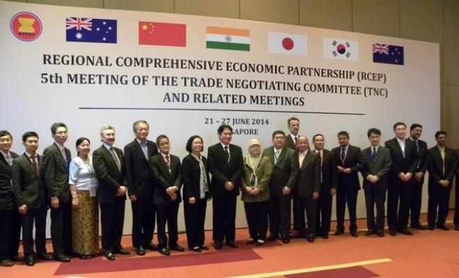 Lộ diện đối thủ của TPP