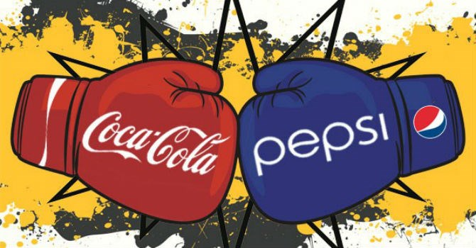 """Trận so găng thế kỷ"" giữa Coca-Cola vs Pepsi"