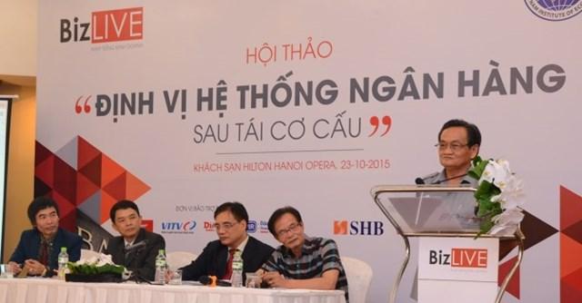 """Tiến sỹ Trần Du Lịch: Tập trung của Nhà nước là """"nuôi nợ để đòi nợ"""""""
