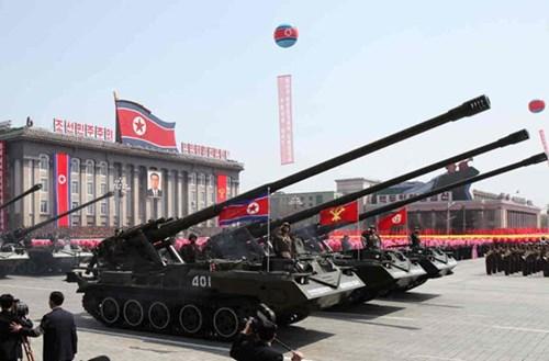 4 loại pháo đáng sợ nhất trong kho vũ khí Triều Tiên