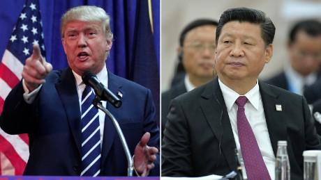 Trung Quốc - đối tượng công kích của ứng viên tổng thống Mỹ