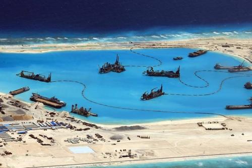 Philippines cảnh báo hậu quả của việc Trung Quốc quân sự hoá Biển Đông