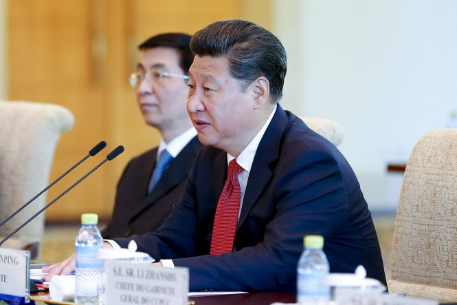 Trung Quốc sợ Đảng Cộng sản khủng hoảng vì tham nhũng