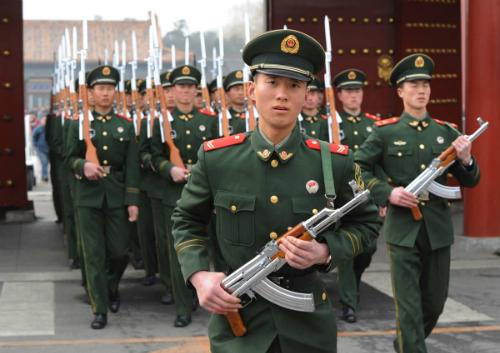 Cắt giảm quân, Trung Quốc có thể dồn sức hiện đại hóa