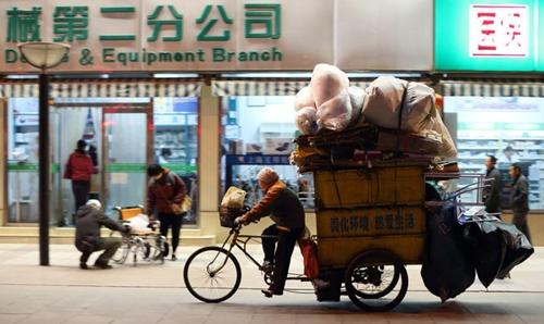 Cú sảy chân của kinh tế Trung Quốc