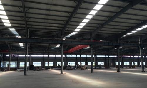 Bên trong những nhà máy trống không tại Trung Quốc