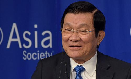 Chủ tịch nước: Hợp tác Việt - Mỹ là nhân tố không thể thiếu ở khu vực