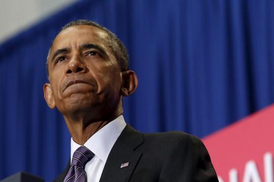 TT Obama: Không cho Trung Quốc viết luật lệ kinh tế toàn cầu