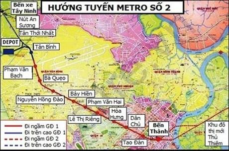 Quy hoạch 79 nút giao lộ tại TP.HCM