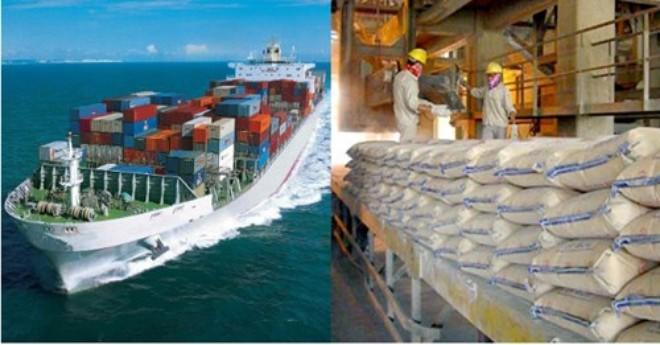 Lỗ tỷ giá không ảnh hưởng nhiều đến doanh nghiệp vận tải biển và xi măng?
